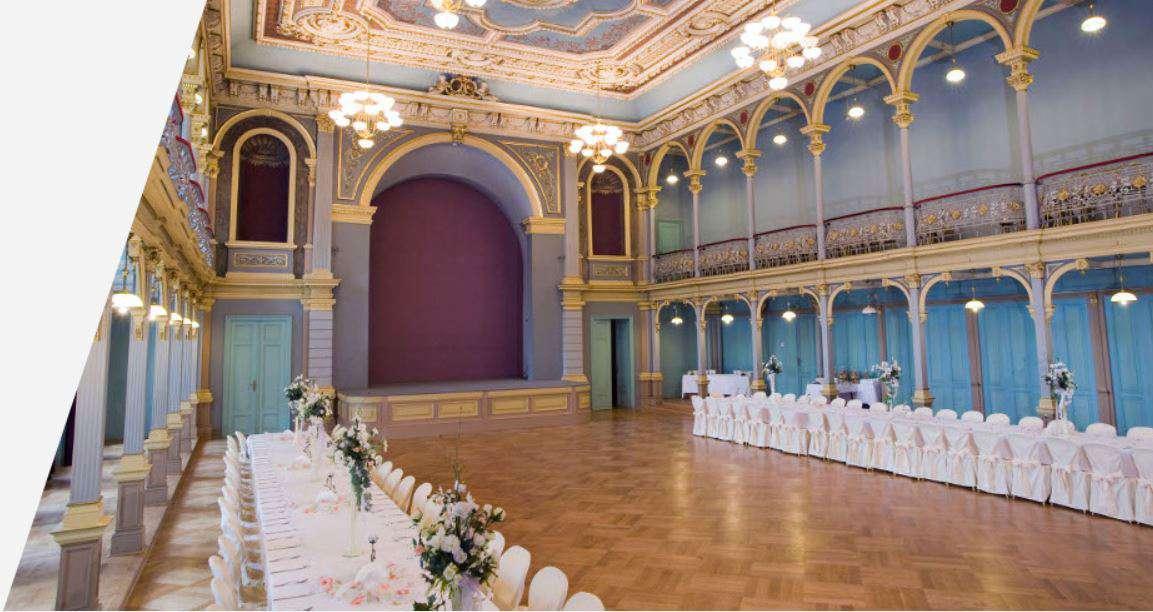 wesele w sali redutowej bielsko biała