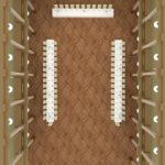 wesele sala redutowa bielsko biała układ sali 3 stoły